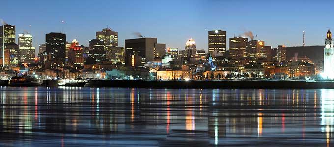 Montreal VIP - Montreal skyline