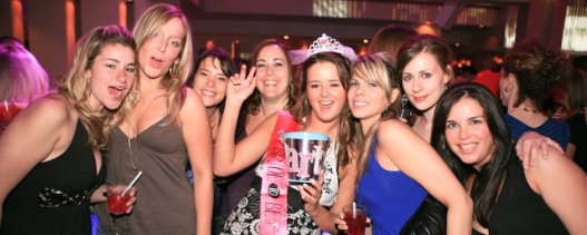 Bachelorette Party Montreal by Montreal VIP Party Planning Services