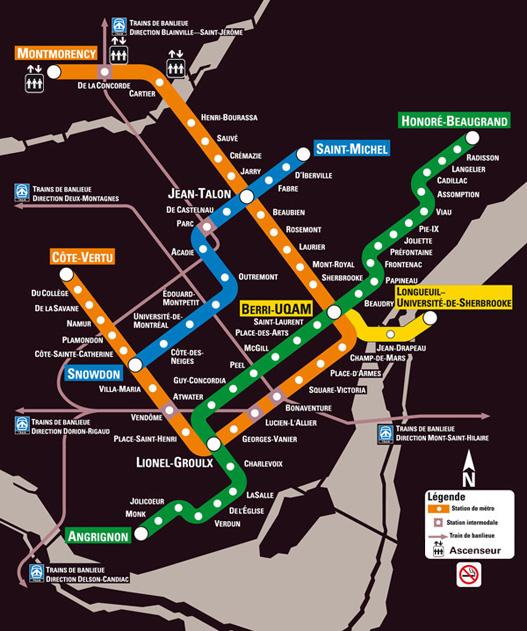Montreal Maps Montreal VIP Bachelor Party