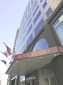 hoteldufort
