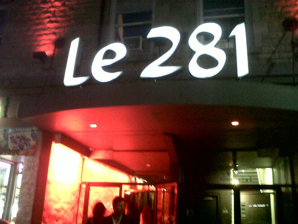 Montreal Strip Club for Women: le 281 - Montreal VIP